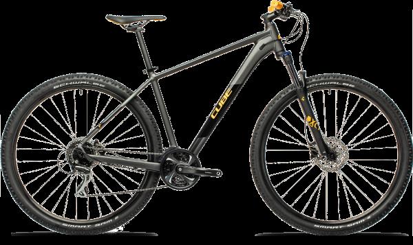 Cube Aim Race 2021 Mountain Bike