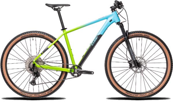 Cube Reaction Pro 2021 Mountain Bike