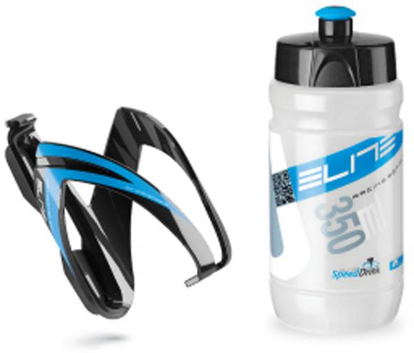 Elite CEO Youth Kit Bottle and Cage
