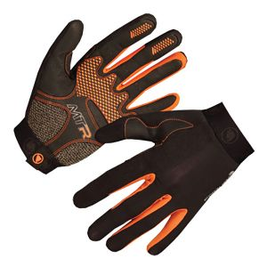 Endura MTR Full Finger Glove - (Black)