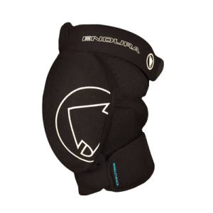 Endura SingleTrack Knee Protector - (Black)