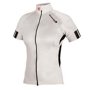 Endura Womens FS260-Pro Jetstream Jersey - (White)