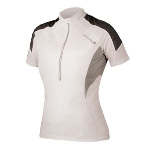 Endura Womens Hummvee Lite Jersey - (White)