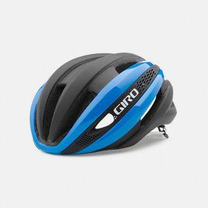 Giro Synthe Helmet - (Blue & Matte Black)