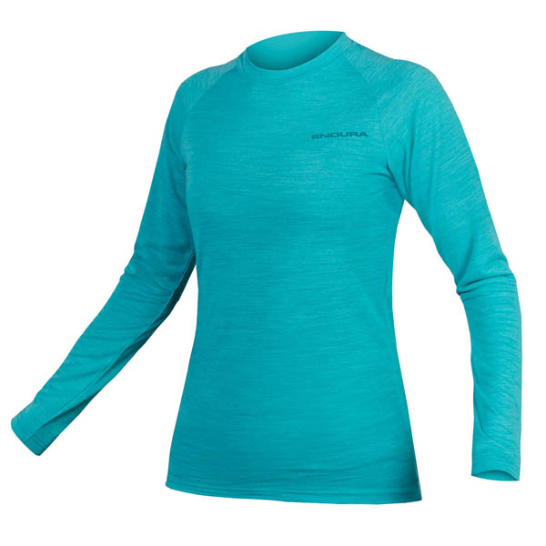 Endura Women's BaaBaa Blend Long Sleeve Baselayer