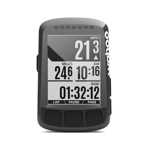 Wahoo ELEMNT BOLT GPS Cycling Computer Black