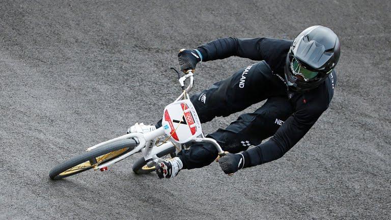 BMX Cycling at Rio 2016