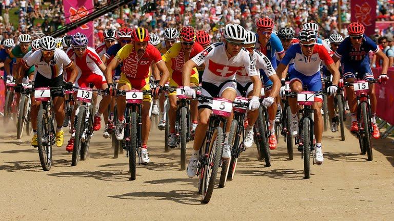 Mountain Biking at Rio 2016